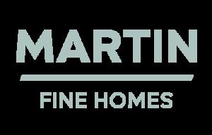 Martin Fine Homes Logo Footer